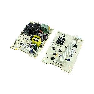 Kit Placa Eletronica GW79037022 Ar Condicionado Janela 12000 - 30000 BTUs Springer Silentia Minimaxi