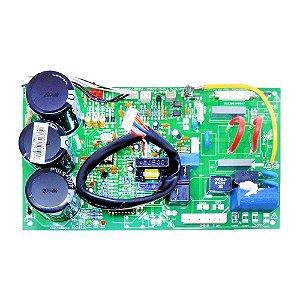 Placa Principal Condensador 201337590020 Ar Condicionado Inverter 12000 BTUs Carrier