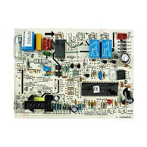 Placa Principal Condensador 201337990006 Ar Condicionado 22000 - 28000 BTUs Hi-Wall Carrier Springer Midea