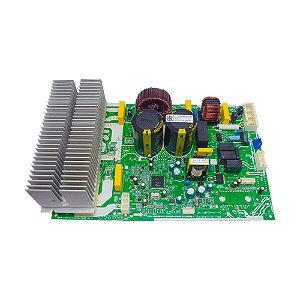 Placa Principal Condensadora 17122000024932 Ar Condicionado 12000 BTUs Inverter Springer Midea