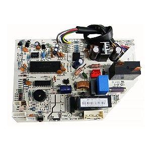 Placa Principal Evaporador 201331390169 Ar Condicionado 12000 BTUs Springer Maxiflex