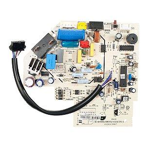 Placa Principal Evaporador 201332390986 Ar Condicionado 9000 BTUs Inverter Carrier