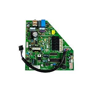 Placa Principal Evaporador 201333090399 Ar Condicionado Inverter 22000 BTUs Carrier