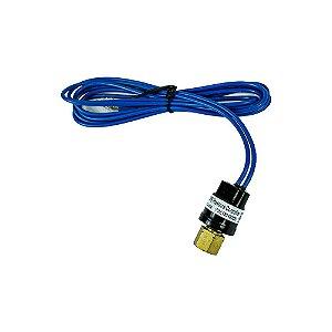 Pressostato Baixa Pressão R22 Condensadora 19240028 Ar Condicionado Carrier Springer Midea