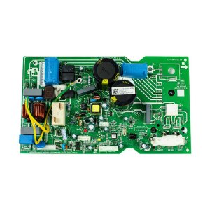 Placa Principal Condensador 17122000014604 Ar Condicionado Inverter 9000 BTUs Xpower Liva