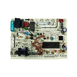 Placa Principal Condensadora 201335490034 Ar Condicionado 30000 BTUs Springer Midea Carrier