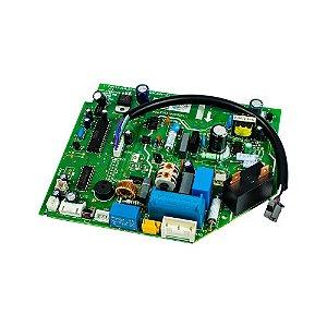Placa Principal Evaporador 201332590893 Ar Condicionado 12000 BTUs Inverter Midea