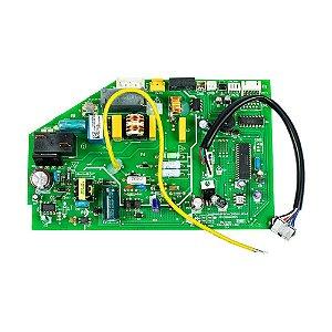 Placa Principal Evaporador 2013327A0338 Ar Condicionado 18000 BTUs Inverter Carrier