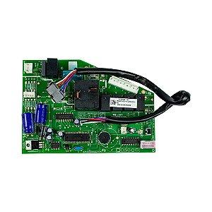 Placa Principal Evaporador 201332890076 Ar Condicionado 18000 BTUs Springer Maxiflex
