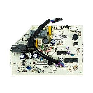 Placa Principal Evaporador 2013328A0830 Ar Condicionado 18000 BTUs Midea