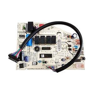Placa Principal Evaporador 201333090103 Ar Condicionado 22000 24000 BTUs Midea Comfee