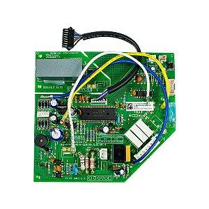 Placa Principal Evaporador 201333190002 Ar Condicionado 30000 BTUs Springer Maxiflex