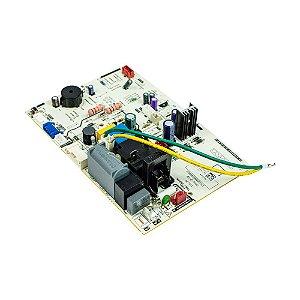 Placa Principal Evaporadora 17122000026048 Ar Condicionado 9000 BTUs Springer Midea