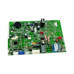 Placa Principal Evaporadora 17122000026055 Ar Condicionado 22000 BTUs Springer Midea