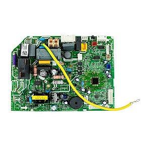 Placa Principal Evaporadora 17122000A15551 Ar Condicionado Inverter 9000 BTUs Springer Midea