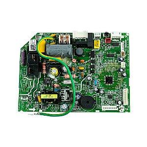 Placa Principal Evaporadora 17122000A15553 Ar Condicionado 18000 BTUs Inverter Springer Midea