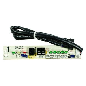 Placa Receptora Evaporador 201332390202 Ar Condicionado 9000 12000 BTUs Inverter Carrier