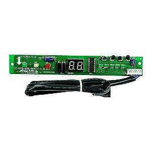 Placa Receptora Evaporador 201332790096 Ar Condicionado 18000 22000 BTUs Inverter Carrier