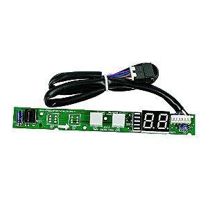 Placa Receptora Evaporador 201332990277 Ar Condicionado 18000 22000 BTUs Inverter Carrier