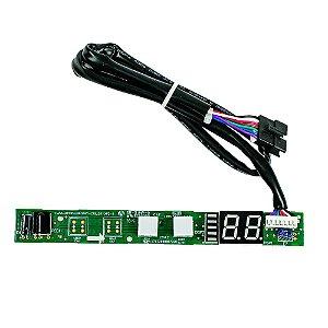 Placa Receptora Evaporador 2013329A0216 Ar Condicionado 18000 22000 BTUs Inverter Carrier