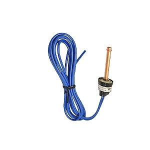 Pressostato Baixa Pressão R22 Condensadora 19240101 Ar Condicionado Carrier Springer Midea