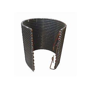 Serpentina Cobre Condensador 05301412P 18000 22000 BTUs Ar Condicionado Springer Carrier Midea