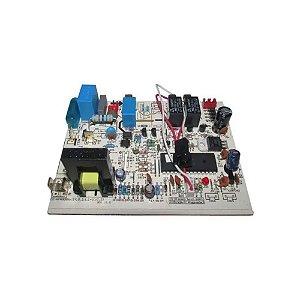 Placa 201337990063 Condensadora Ar Condicionado 22000 – 28000 BTUs Carrier Springer Midea