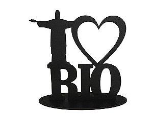 I Love Rio MDF