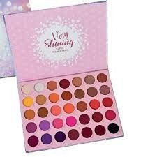 Paleta de Sombras Very Shining 35 cores Mylife