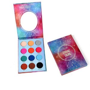 Paleta de Sombra Zodiac Signs 12 cores Mylife