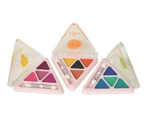Love Fruits Paleta de Sombras 4 cores Mylife