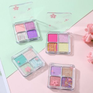 Paleta de Sombras Like a Flower Mylife Cosméticos