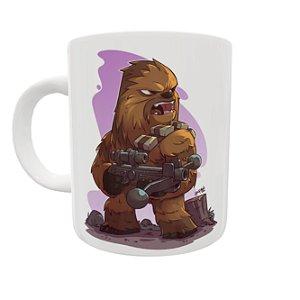 Caneca Coleção Star Wars - Chewbacca