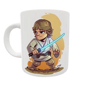 Caneca Coleção Star Wars - Luke Skywalker