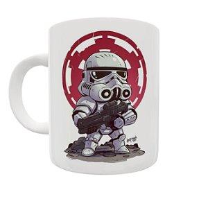 Caneca Coleção Star Wars - Stormtrooper