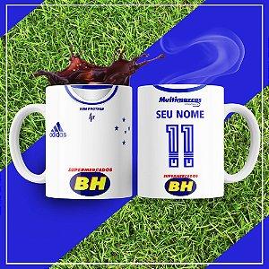 Caneca Times de Futebol - Cruzeiro (2)