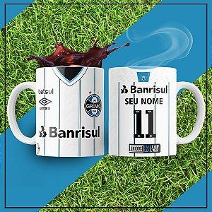 Caneca Times de Futebol - Grêmio