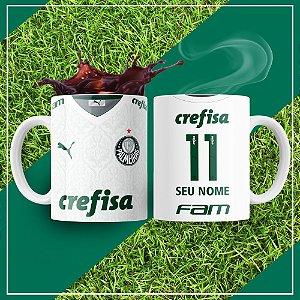 Caneca Times de Futebol - Palmeiras