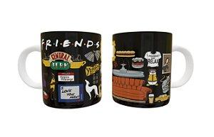 Caneca Friends Personalizada