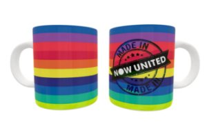 Caneca Made In Now United