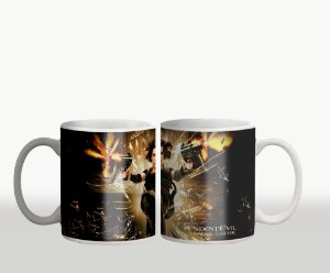 Caneca Residente Evil The Final Chapter