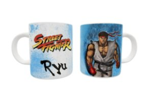 Caneca Street Figther Ryu