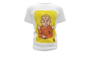 Camiseta CABA (Algodão) - Monge Fuck