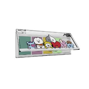BT21 - QUINTETO DE SOMBRAS CANDY COLORS