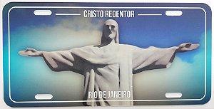 Placa Cristo Redentor