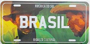 Placa Brasil