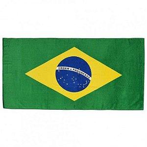 Toalha Bandeira Brasil
