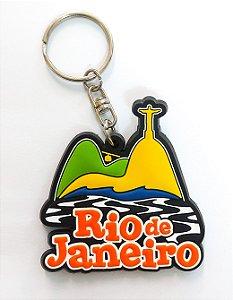 Chaveiro Rio - amarelo