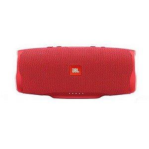 Caixa de Som Bluetooth JBL Charge 4 Vermelha