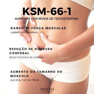 ESTIMULANTE KSM-66-1